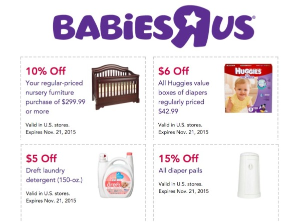 babies r us application print out