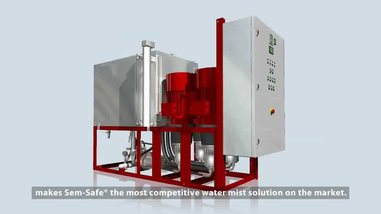 water mist fire suppression systems theory and applications