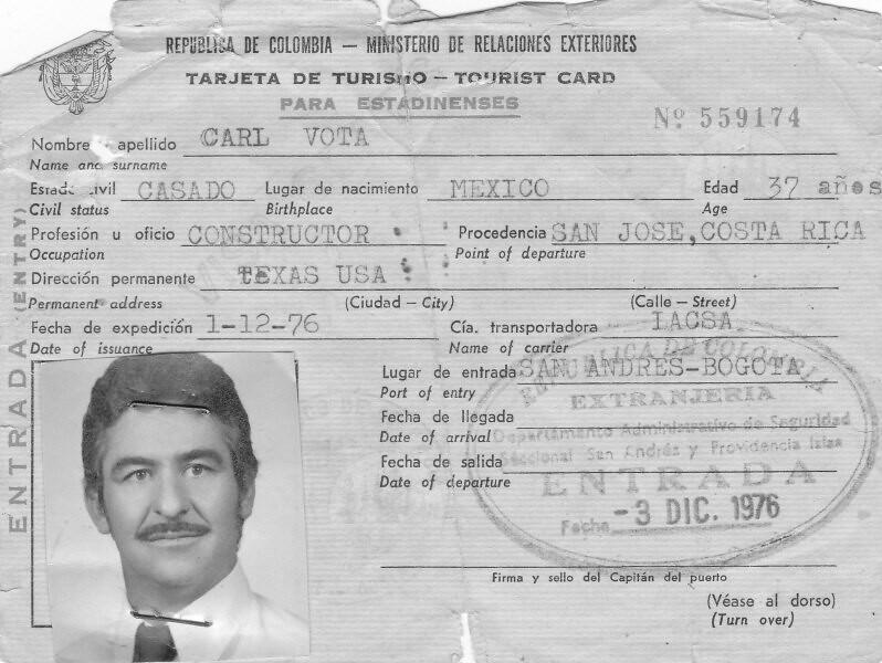 mexico tourist visa application form