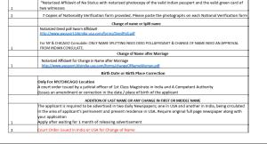 indian embassy passport renewal application form