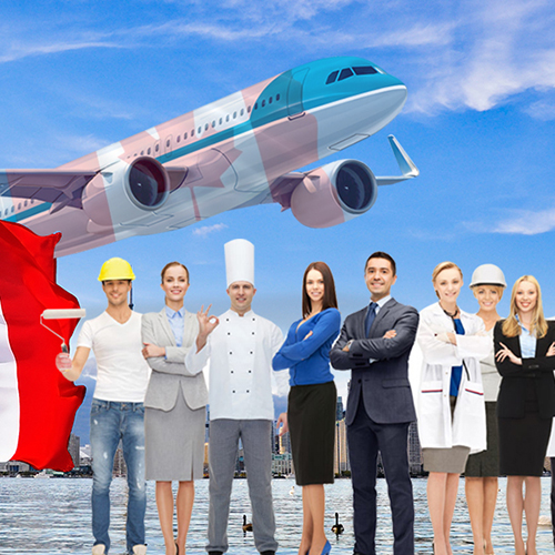 canada immigration application processing time