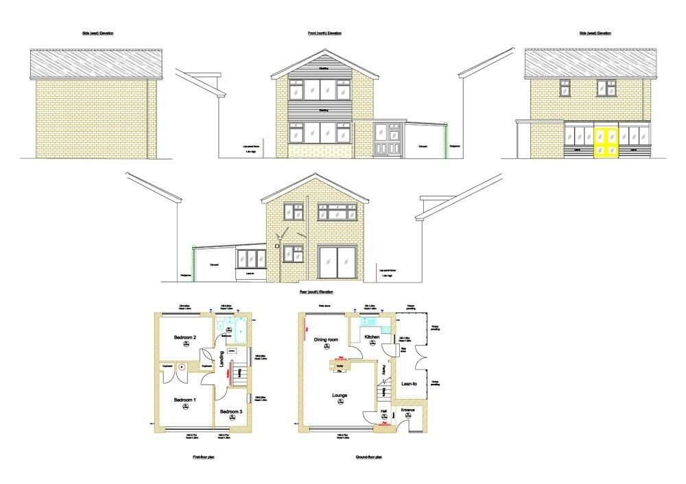 change of use planning application