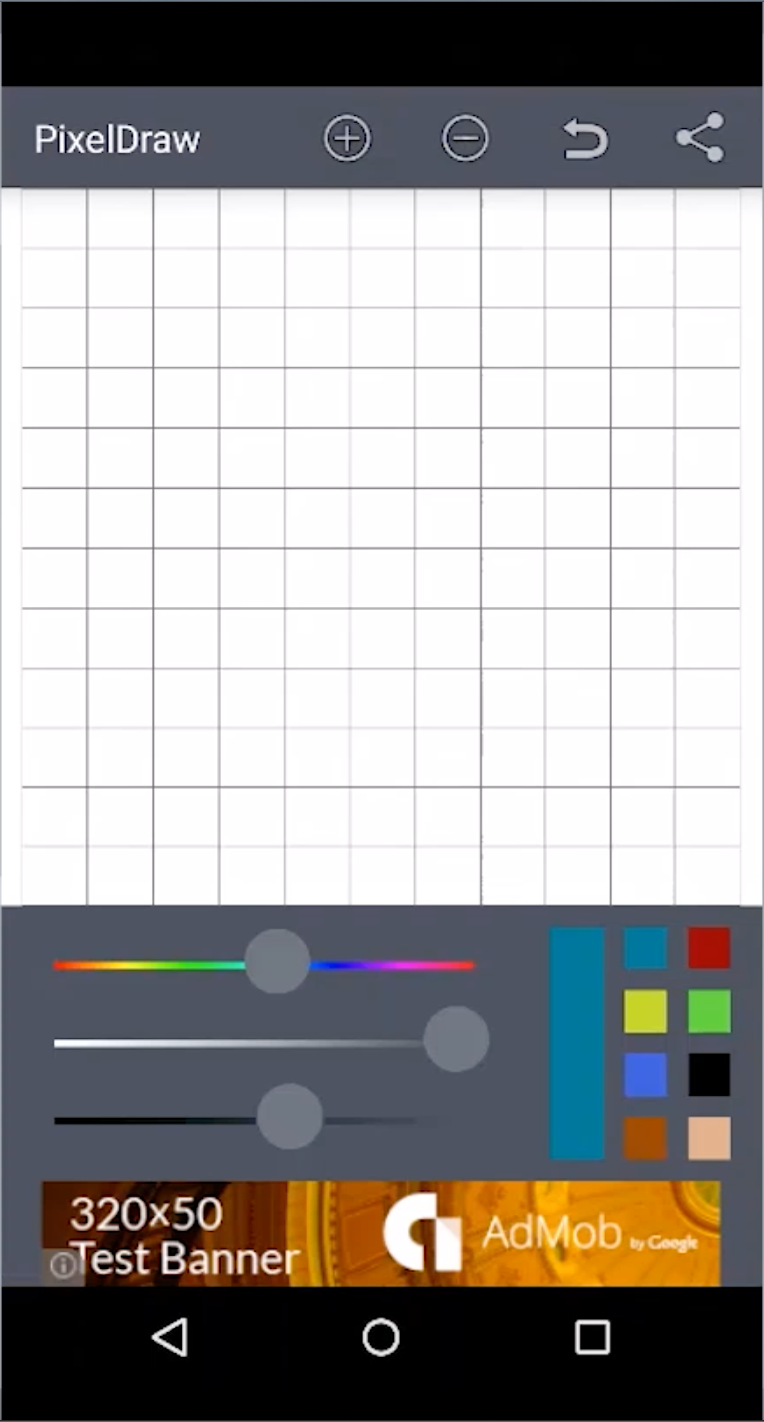 how to draw graph in android application