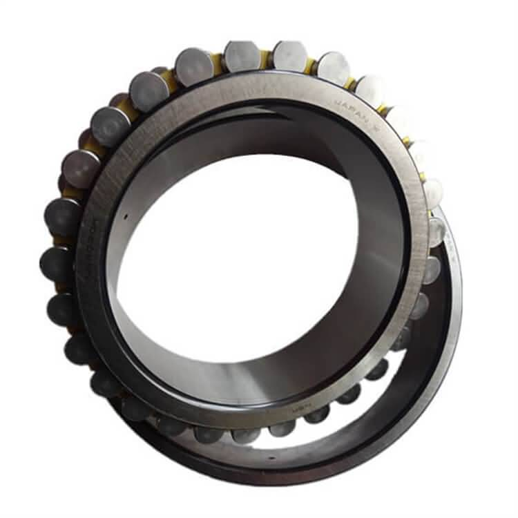 double row ball bearing application