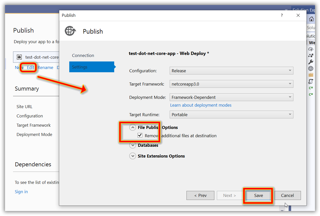 deploy web application to azure