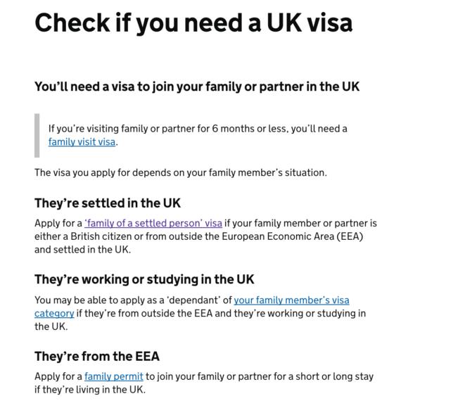uk tourist visa application fee