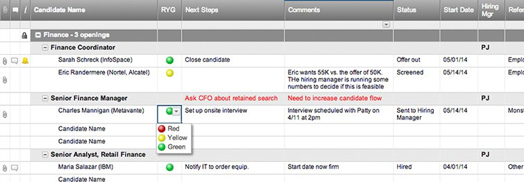 applicant tracking system free open source