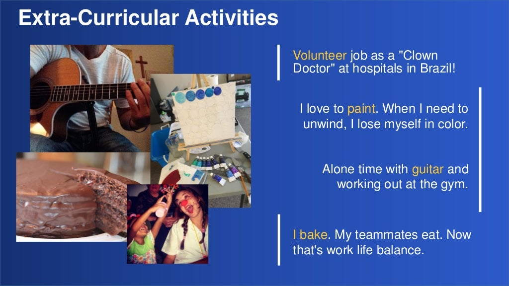 extracurricular activities to put on college application