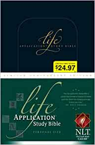 life application study bible amazon