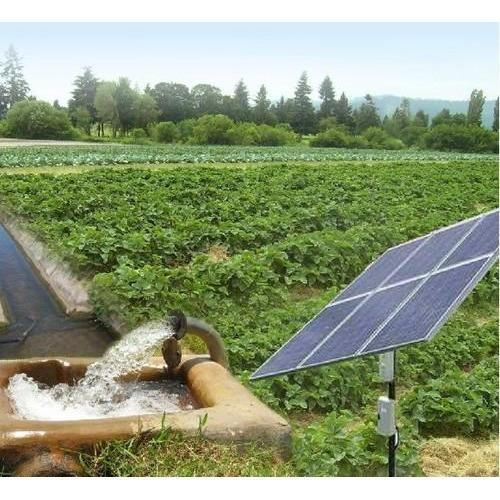 application of solar system in agriculture