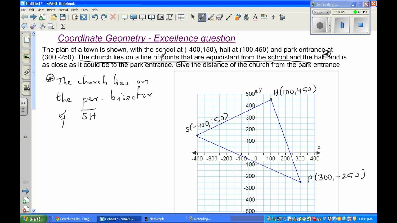application of cartesian coordinate system in real life