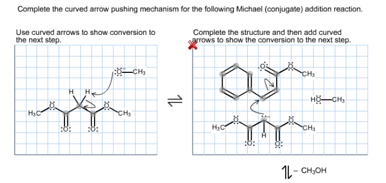 application of michael addition reaction