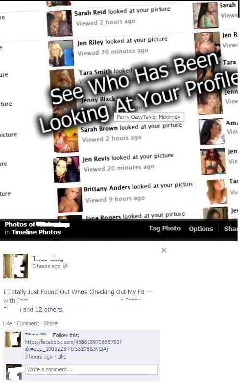 application who viewed my facebook profile
