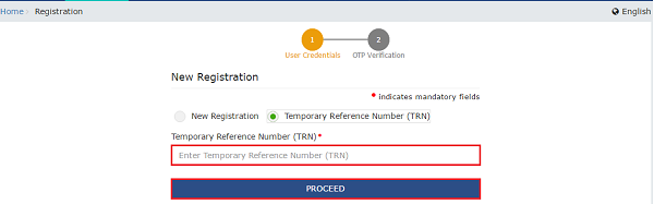 track tfn application reference number