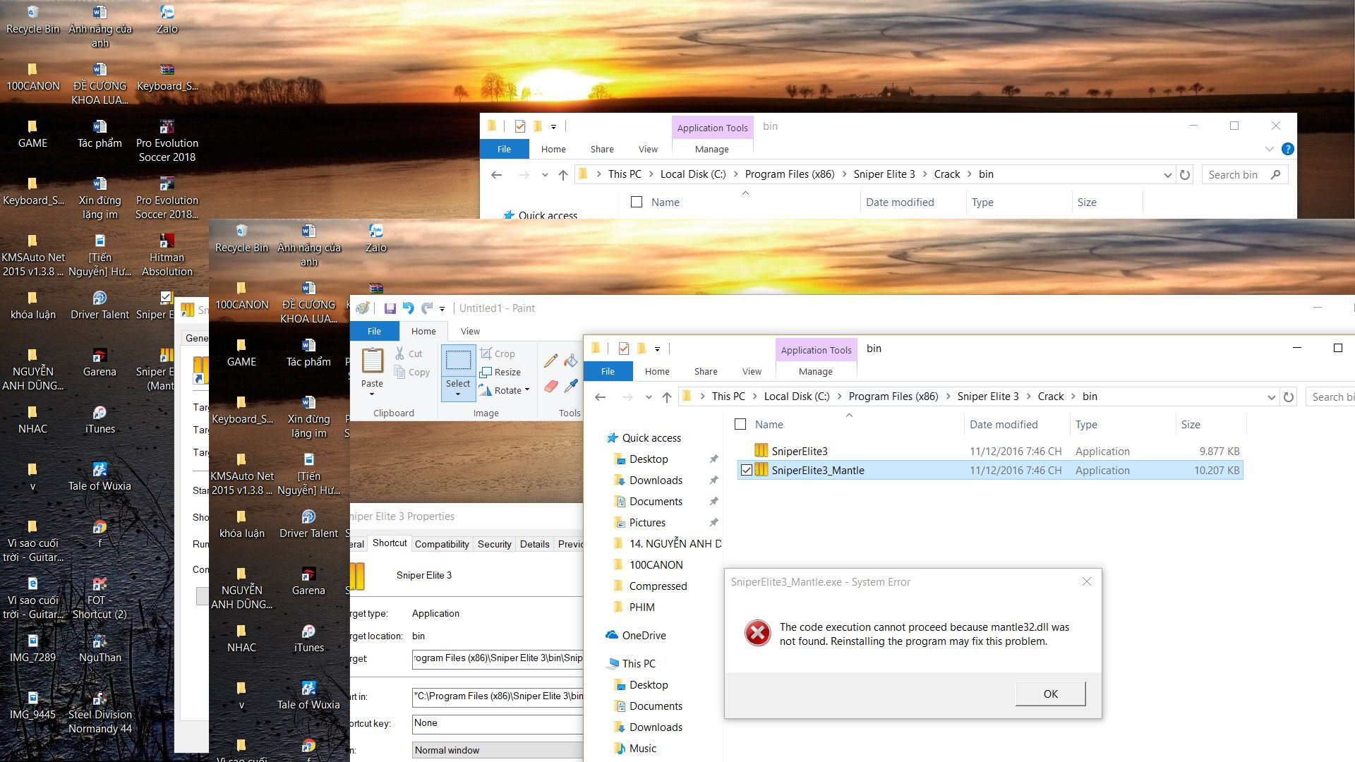 adwcleaner exe is not a valid win32 application