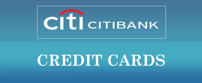 citi bank credit card application track