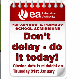 closing date for secondary school applications