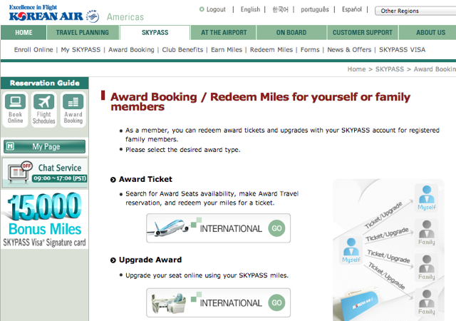 air miles points card application form