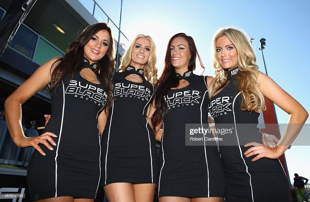 v8 supercars grid girl application