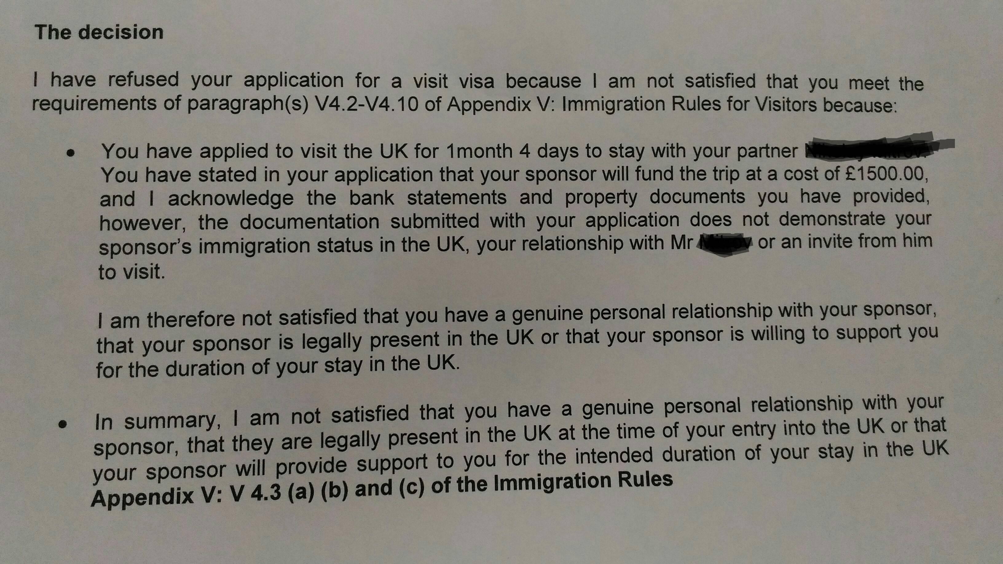 self introduction letter for uk visa application