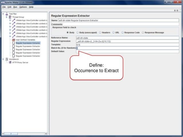 jmeter web application load testing