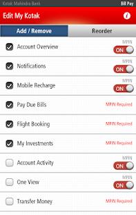 kotak bank credit card application status