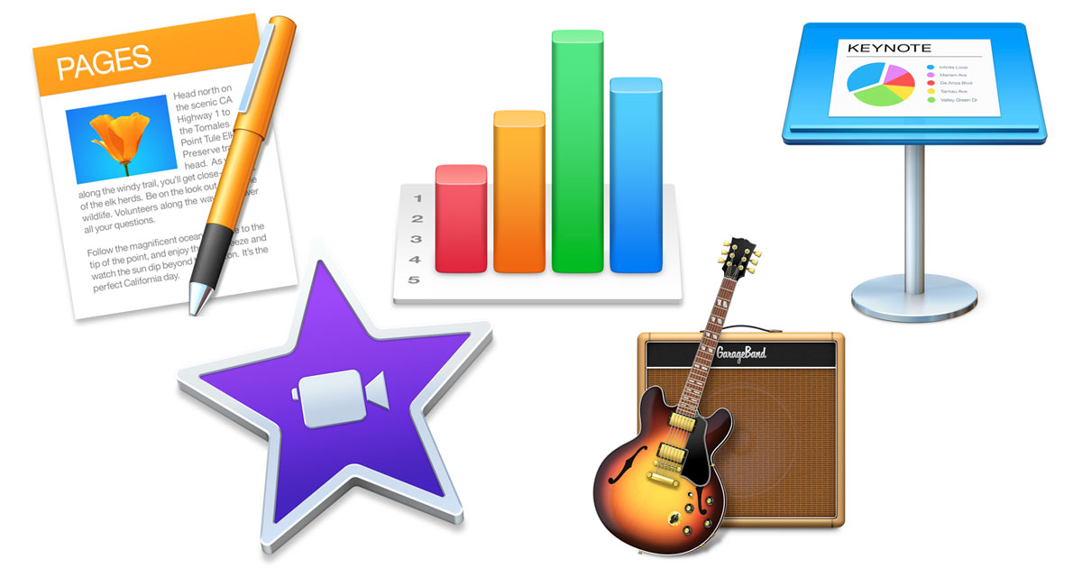 numbers application for mac free download