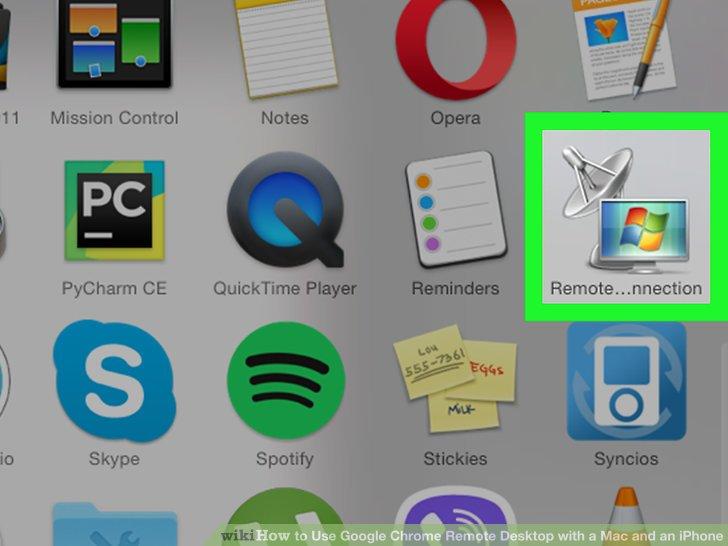 remote desktop application for mac