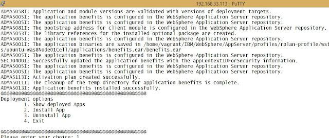 websphere application server port number